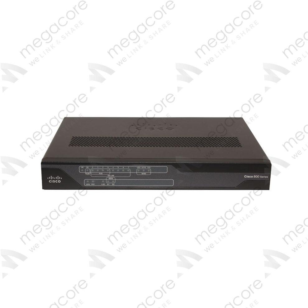 Router C892FSP-K9