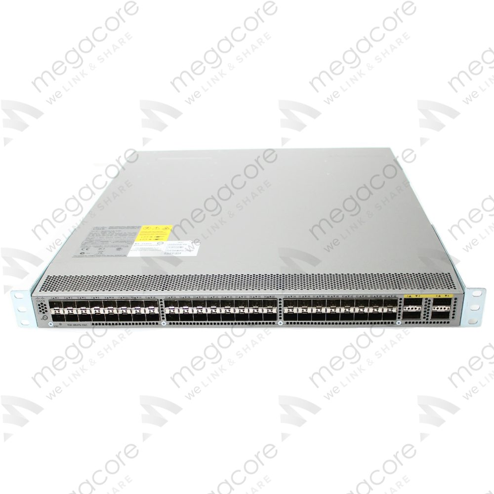 Switch Cisco Nexus N3K-C3064PQ-10GX 48 SFP+ 4 QSFP+ Ports