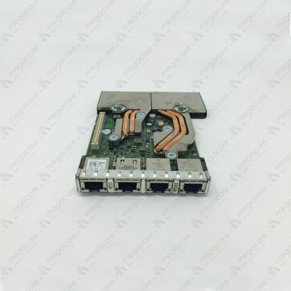 Broadcom 57800-T Dual Port 10GbE + Dual Port 1GbE