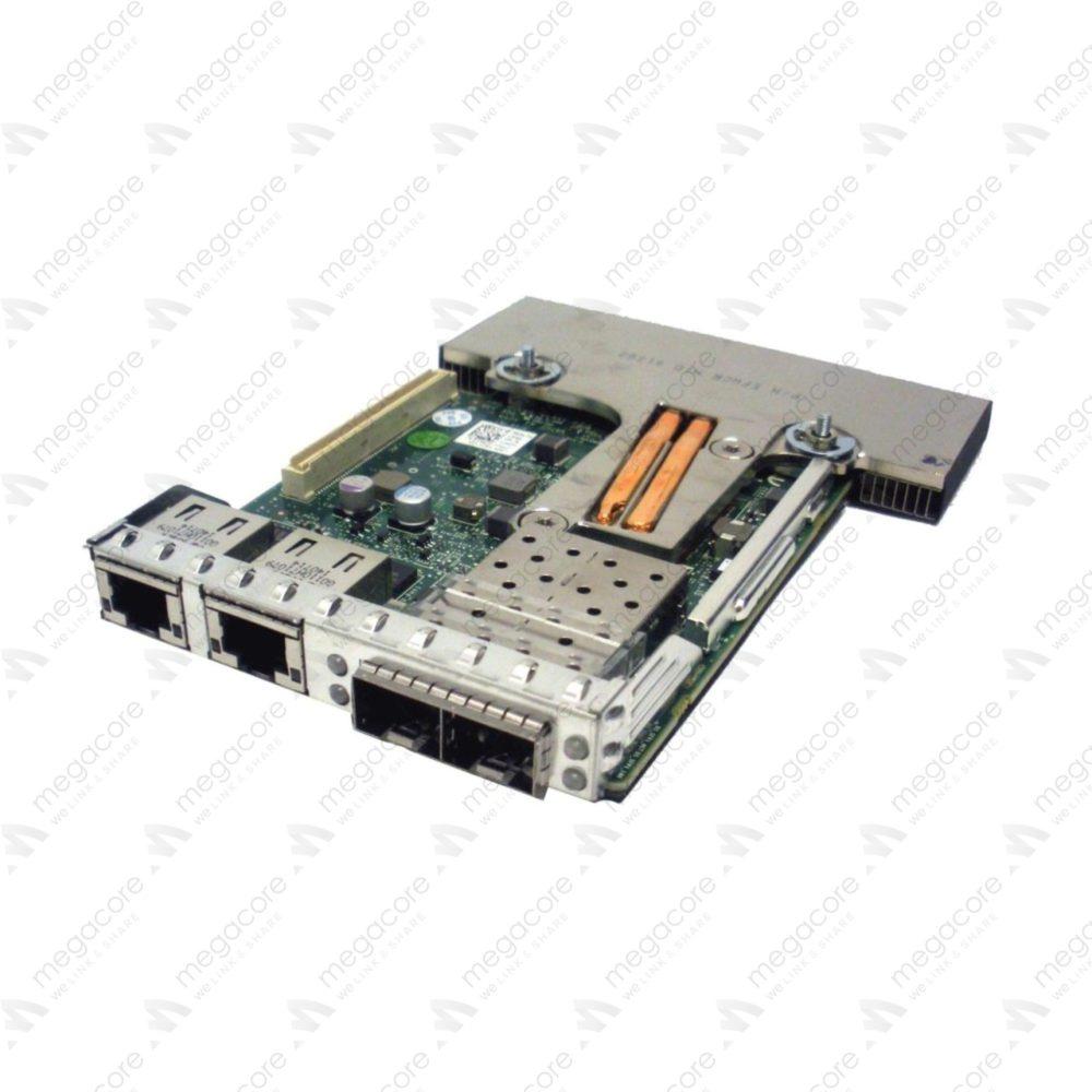 Broadcom 57800S Quad Port 10GbE +1GbE