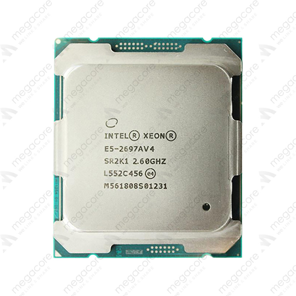 CPU INTEL XEON PROCESSOR E5-2697A V4 (40M Cache, 2.60 GHz)