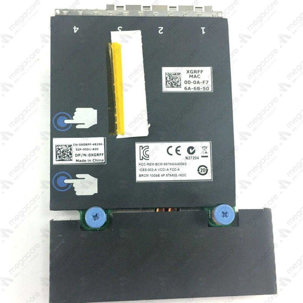 Broadcom 57840S Quad 10GbE SFP+