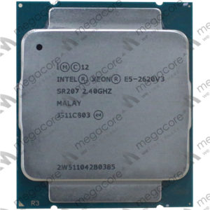 CPU Intel Xeon Processor E5-2620 V3 (2.40 turbo 3.20GHz / 6Cores / 12 Thread)