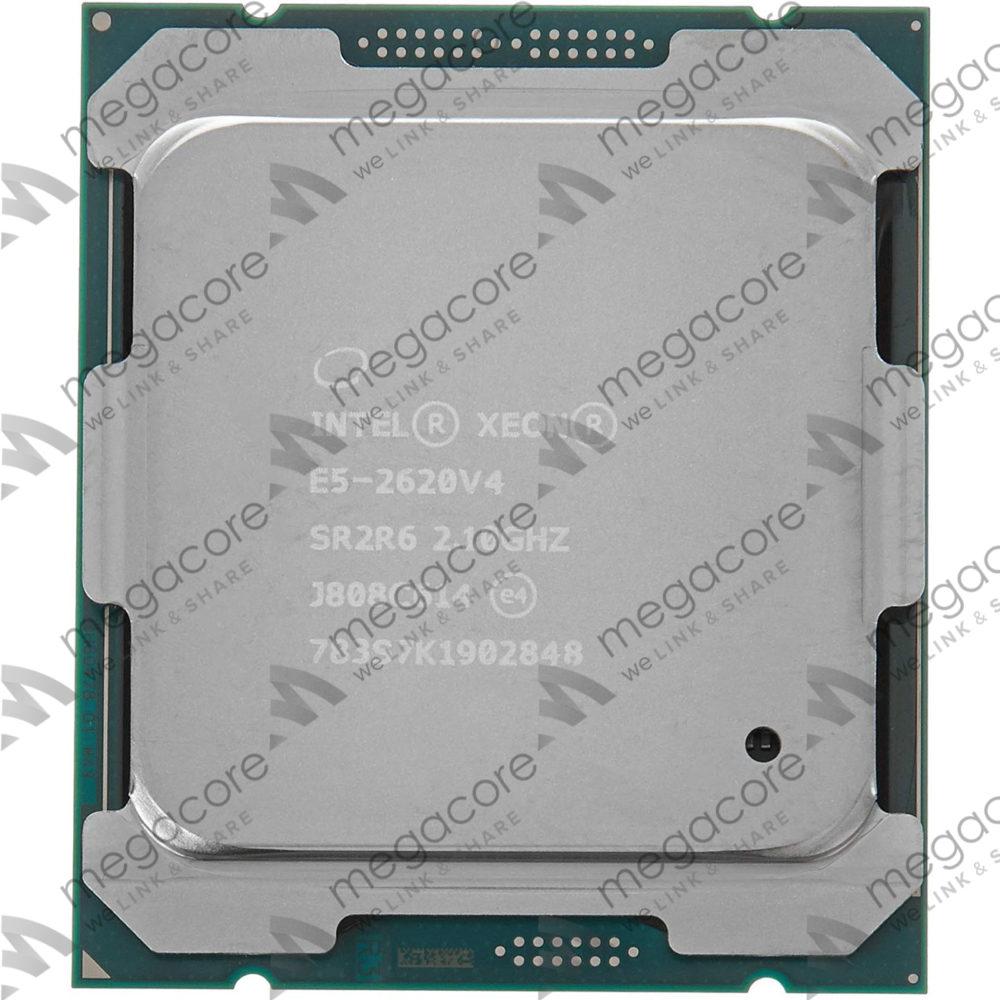 CPU Intel Xeon Processor E5-2620 V4 (2.10 turbo 3.00GHz / 8Cores / 16 Thread)