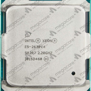 CPU Intel Xeon Processor E5-2630 V4 (2.20 turbo 3.10GHz / 10Cores / 20 Thread)