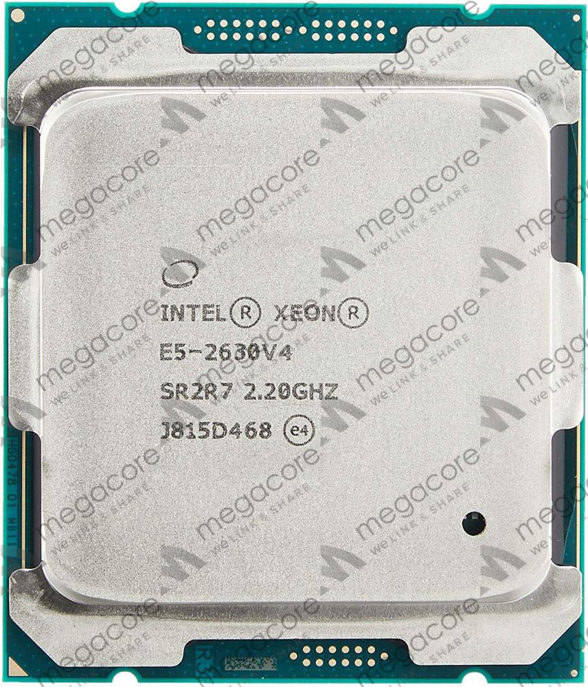 CPU Intel Xeon Processor E5-2630 V4 (2.20 turbo 3.10GHz / 10Cores / 20 Thread)