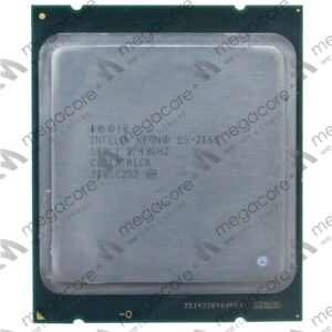 CPU Intel Xeon Processor E5-2665 (2.40 turbo 3.10GHz / 8Cores / 16 Thread)