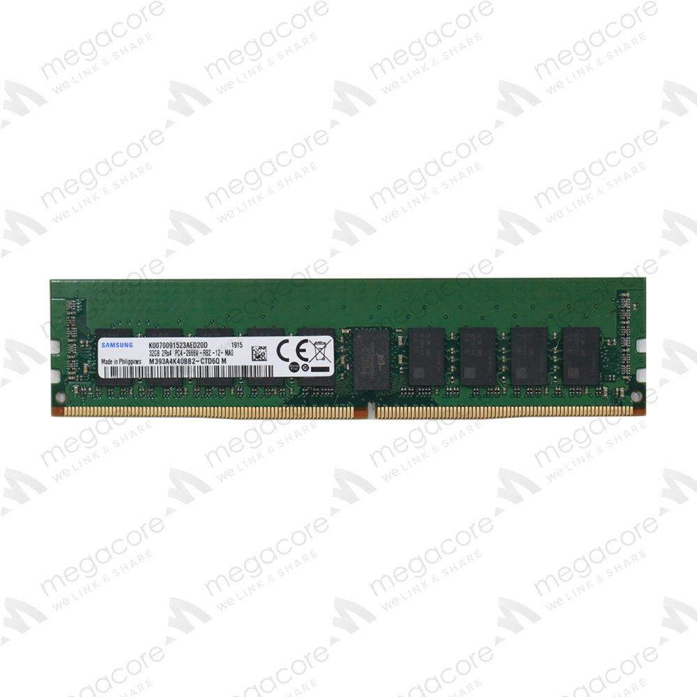 Samsung 32GB DDR4 – 2666v