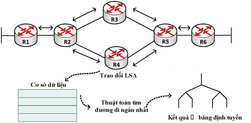 Dinh tuyen 4 800x393 - [Phần 1]Định tuyến trong Hệ thống mạng (Routing in the Network) - Series tự học CCNA [A-Z]
