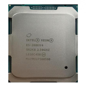CPU Intel Xeon E5-2686v4 (2.3 GHz / 45MB / 18 Core / 36 Thread )