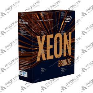 CPU Intel Xeon Bronze 3104 (1.7GHz, 6 nhân, 6 luồng, 8.25MB Cache)