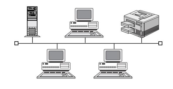 bus - [NETWORK TOPOLOGIES]Cấu trúc liên kết mạng là gì? Tìm hiểu 1 số cấu trúc liên kết cơ bản