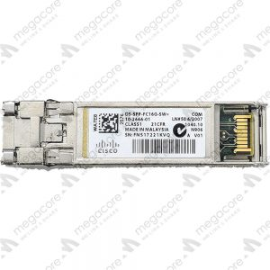 Module Cisco 16-Gbps Fibre Channel SFP+ Modules