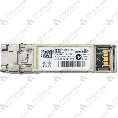 sfp-module- Module Cisco 16-Gbps Fibre Channel SFP+ Modules