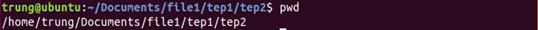 lenh 7 - 1 số câu lệnh cơ bản trong Linux (Ubuntu)