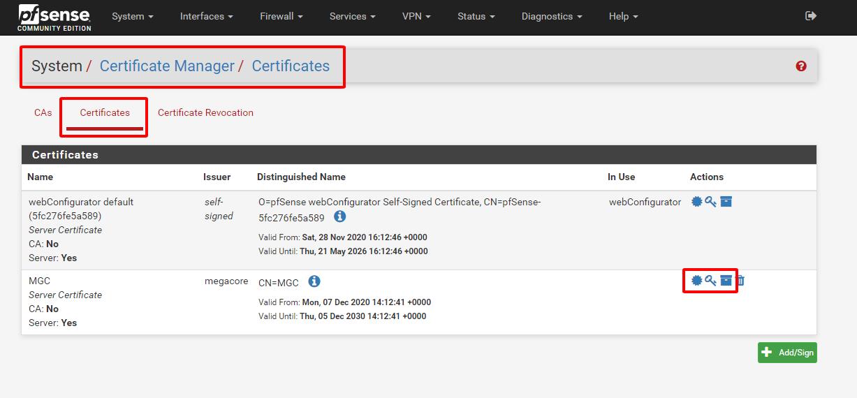 pfsense 18 - Certificate Management- Tiếp (Tìm Hiểu Về PfSense Phần 9)