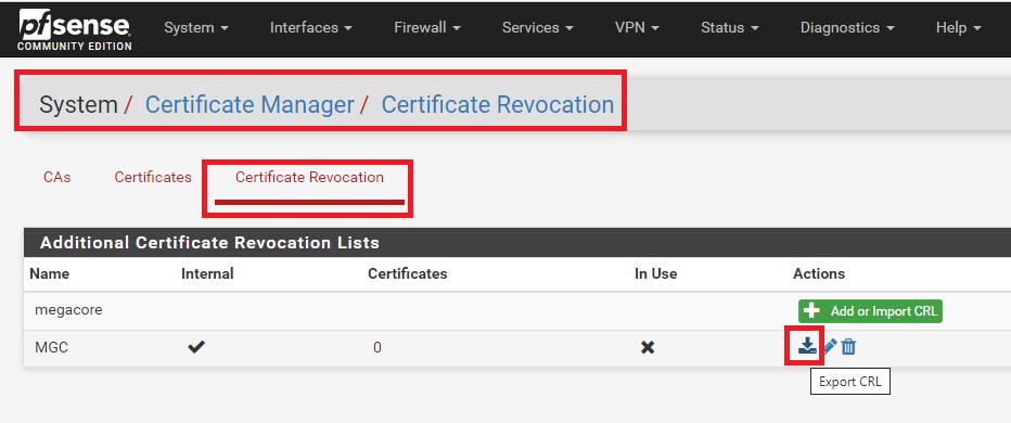 pfsense 23 - Certificate Management- Tiếp (Tìm Hiểu Về PfSense Phần 10)