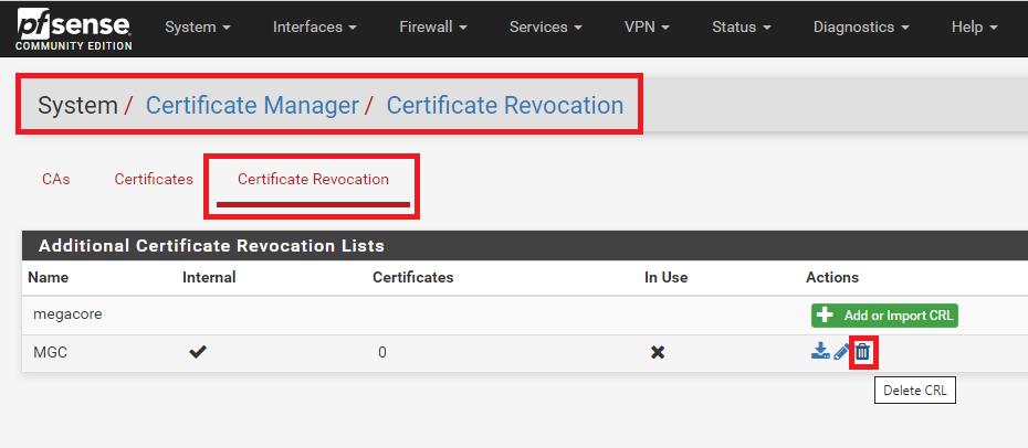 pfsense 24 - Certificate Management- Tiếp (Tìm Hiểu Về PfSense Phần 10)