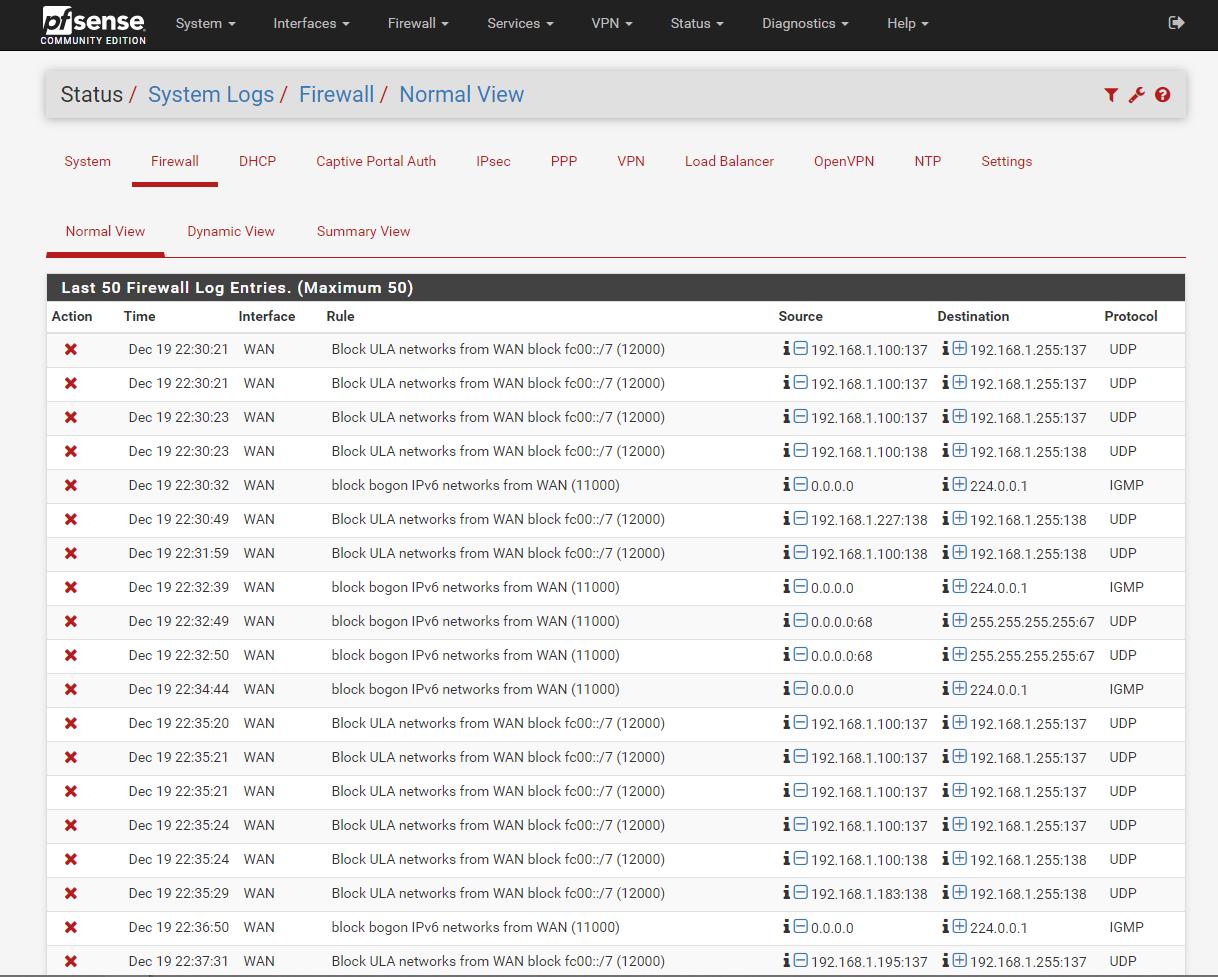 pfsense 76 - Firewall trong pfSense- 5 (Tìm Hiểu Về PfSense Phần 16)