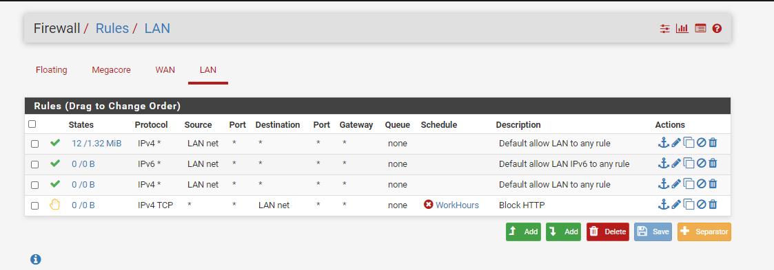 pfsense 86 - Firewall trong pfSense- 7 (Tìm Hiểu Về PfSense Phần 18)