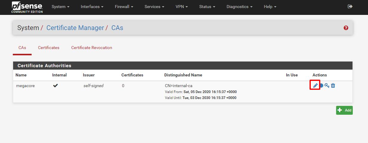 pfsense 9 - Certificate Management (Tìm Hiểu Về PfSense Phần 8)