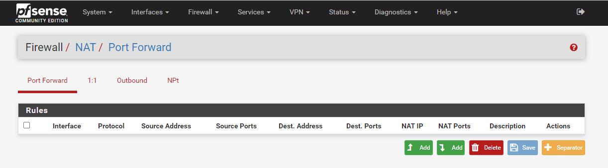 pfsense 93 - Network Address Translation (Tìm Hiểu Về PfSense Phần 20)