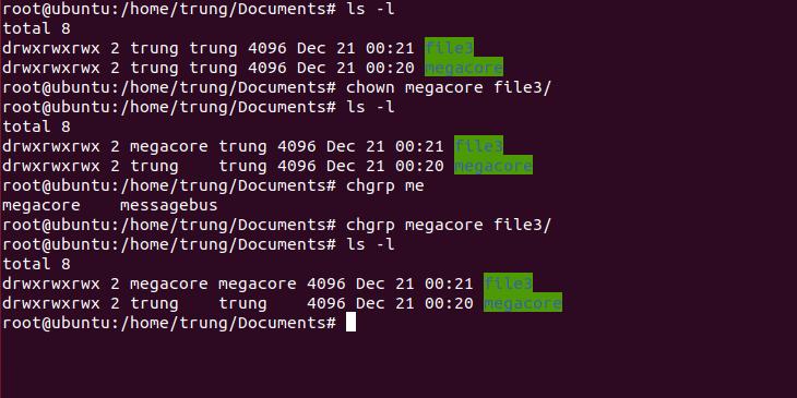 quyen truy xuat 3 - Quyền truy cập, truy xuất thư mục/tập tin trong hệ thống Linux
