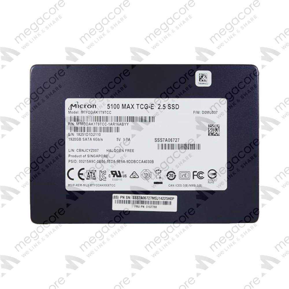 Micron 5100 MAX TCG-E 1.92TB