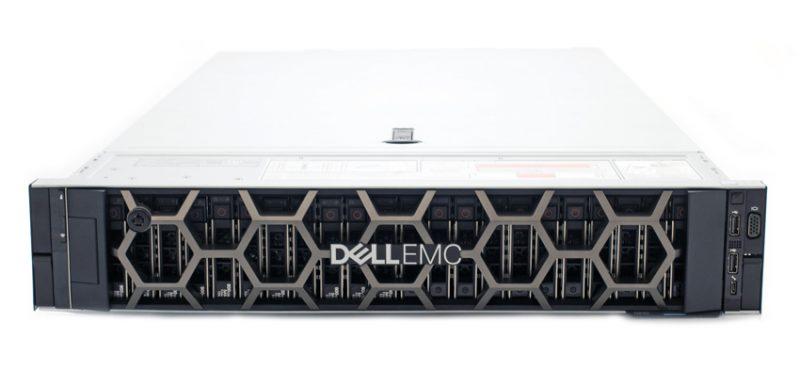 StorageReview DellEMC PowerEdge R840 1 800x371 - Giới thiệu máy chủ Dell EMC PowerEdge R840
