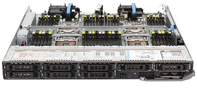 FC830 4 - Giới thiệu máy chủ Dell FX2